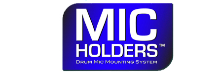 EZ Mount Mic Holders