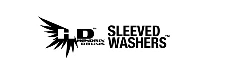 Hendrix Drums - Sleeved Washers