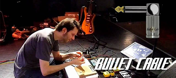 Bullet Cable - Paul Gilbert