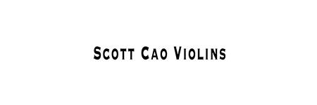 Scott Cao Violins