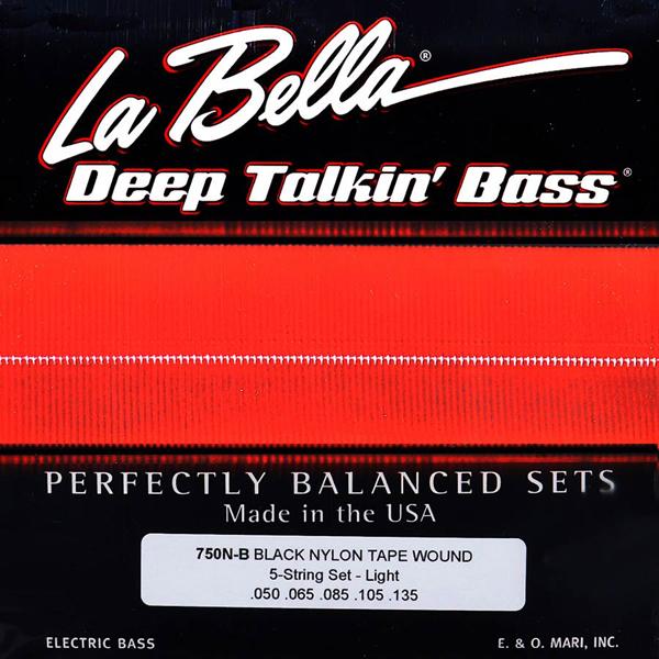 la bella 750n b deep talkin 39 bass 50 135 dp music. Black Bedroom Furniture Sets. Home Design Ideas