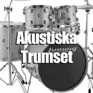 Akustiska Trumset